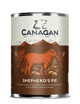 Canagan Wet Food Shepherds Pie