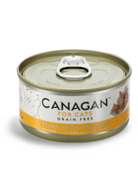Canagan Wet Food Tuna With Chicken