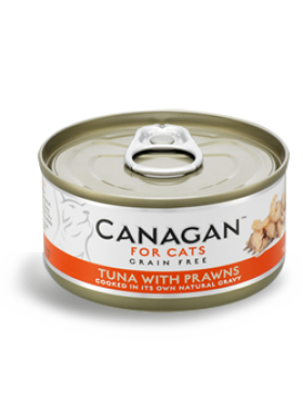 Canagan Wet Food Tuna With Prawns