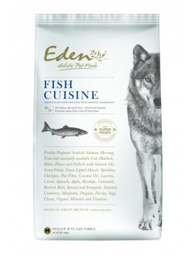 Eden 80/20 Dog Food Catch of the Day Fish Formula