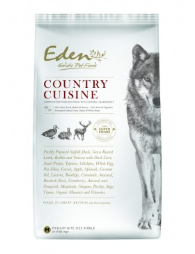 Eden 80/20 Dog Food Game with Lamb Dog Food