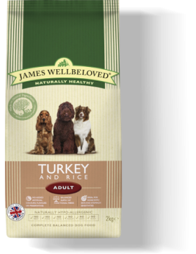 James Wellbeloved Turkey & Rice
