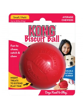 KONG Ball Small w/Hole
