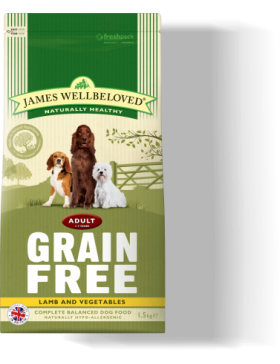 Lamb Grain Free Adult Dog