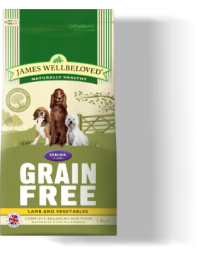 Lamb Grain Free Senior Dog