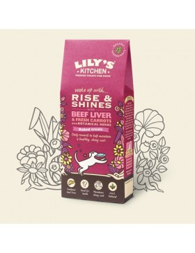 Lily's Kitchen Rise and Shines Baked Treats