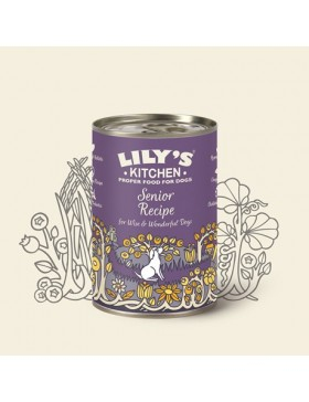 Lily's Kitchen Senior Recipe for Older Dogs