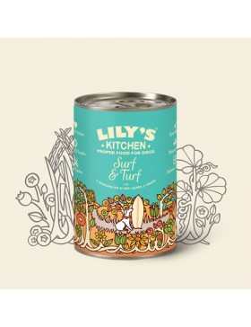 Lily's Kitchen Surf & Turf