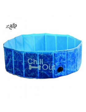 Splash And Fun Dog Pool