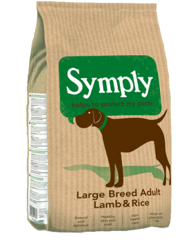Symply Large Breed Adult Lamb