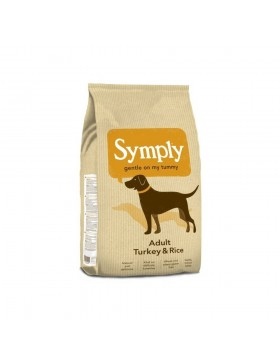 Symply Large Breed Turkey & Rice