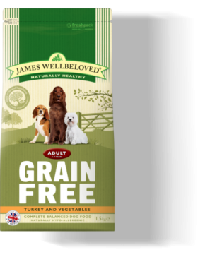 Turkey Grain Free Adult Dog