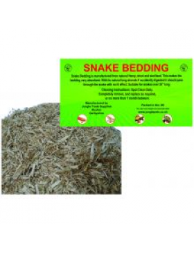 Hemp Snake Bedding, 20ltr