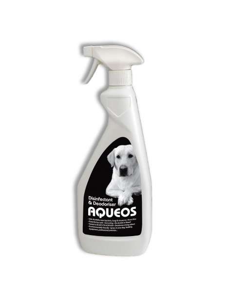 Aqueous Canine Disinfectant & Deodoriser