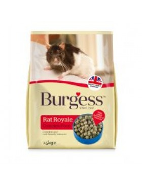 Burgess Rat Nuggets, 1.5kg