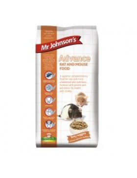 Mr Johnsons Advance Rat & Mouse Food, 750g