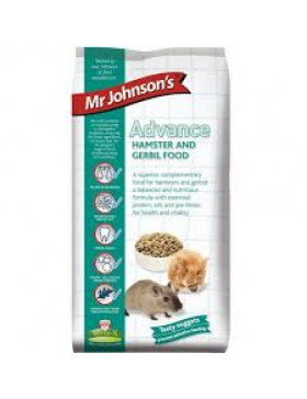 Mr Johnsons Supreme Hamster & Gerbil Mix,