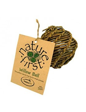 Natures First Willow Ball Small