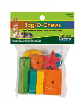 Small 'N' Furry Bag 'O' Chews