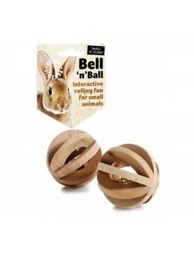 Small 'N' Furry Bell 'N' Ball