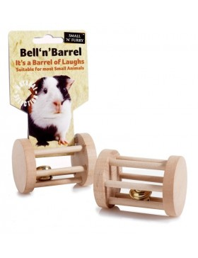Small 'N' Furry Bell 'N' Barrell