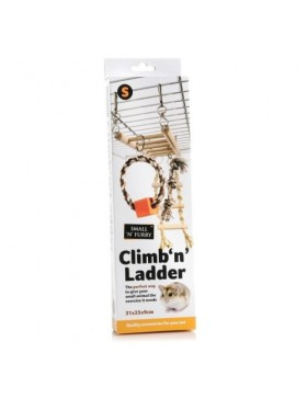 Small 'N' Furry Climb 'N' Ladder Small