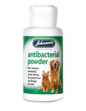 Johnsons Antibacterial Wound Powder, 20g