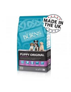 Burns Chicken & Rice Puppy Original