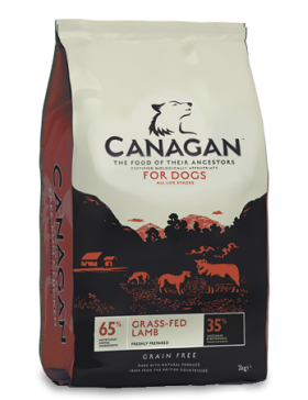 Canagan Grass-Fed Lamb