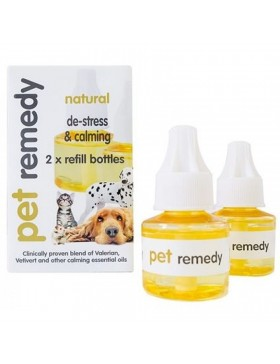 Pet Remedy Refill Bottles x 2