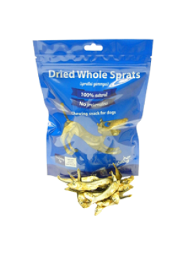 Pure Dog - Dried Whole Sprats