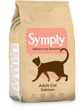 Symply Cat Food Salmon