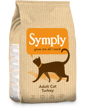 Symply Cat Food Turkey