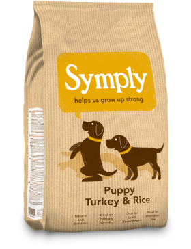 Symply Puppy Turkey and Rice