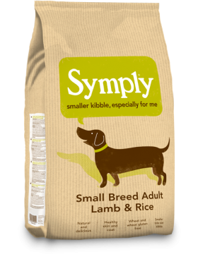 Symply Small Breed Lamb