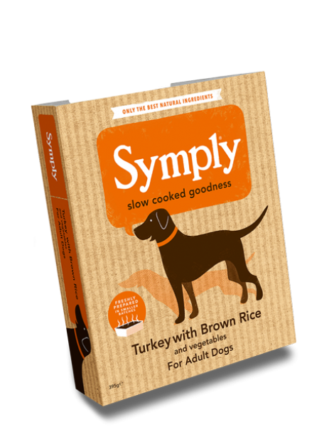 Symply Tray Turkey with Brown Rice